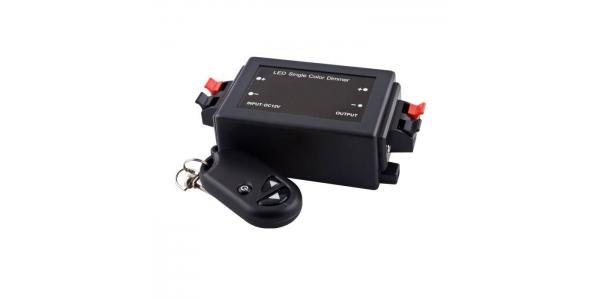 Controlador MonoColor 96W Control Remoto