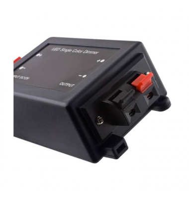 Controlador MonoColor 12V, 96W Control Remoto