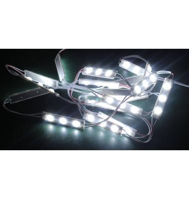 Modulo o Pastilla de 3 LEDs. 0.72W. SMD2835. 66 Lm IP67. Blanco Cálido y Blanco Frío