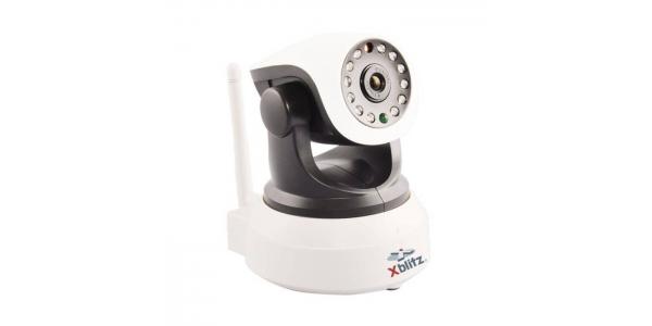 Cámara de seguridad infrarrojos 360º WiFi. Xblitz iSee