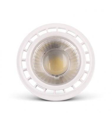 Bombilla LED AR111 10W GU10. 220V. Ángulo 45º