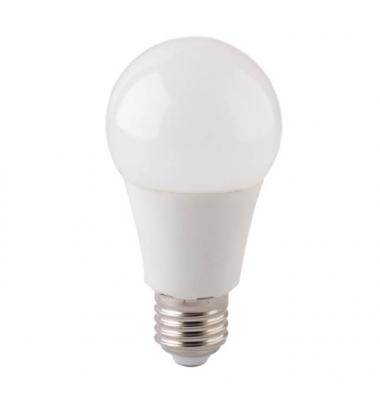 Bombilla LED E27 A60 Estándar 12W. Blanco Cálido. Ángulo 270º