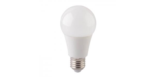 Bombilla LED E27 Estándar 12W. Luz Cálida