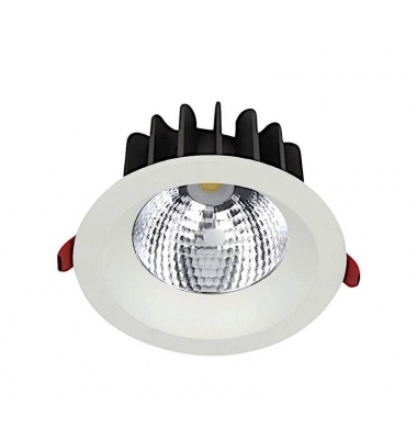 Foco Empotrar LED Interior 8W Ginna