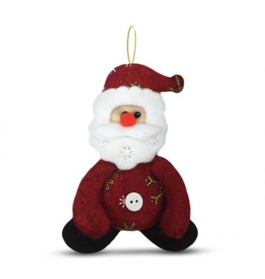 Colgante Santa Claus Navideño