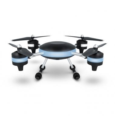 Drone Luna Forever. Camara alta definición 2MP, HD - WiFi. Negro