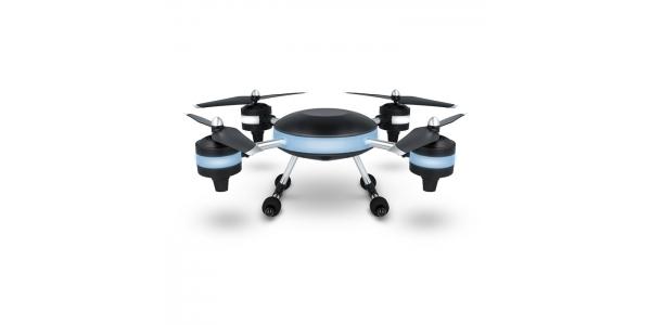 Drone Luna Forever. Camara alta definición 2MP, HD - WiFi. Verde