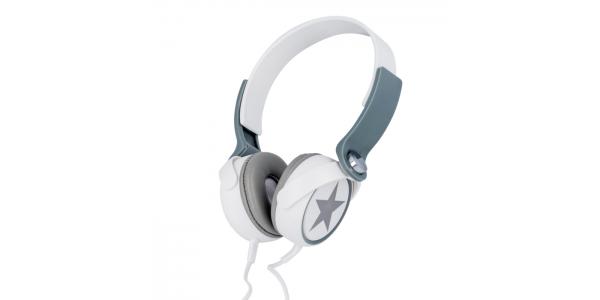 Auriculares Forever Cerrado CM-410 Blanco