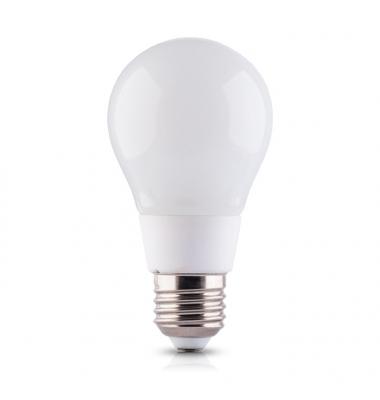 Bombilla LED E27 Estándar 9W. Luz Cálida. Ángulo 360º