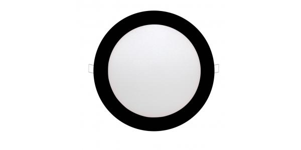 Downlight LED Interior 18W Bid Negro
