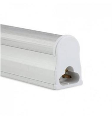 Regleta LED T5 Integrado 8W. Ángulo 135º 60cm.