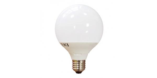 Bombilla LED E27, Globo, G120, 12W. Blanco Cálido y Blanco Natural, Ángulo 270º