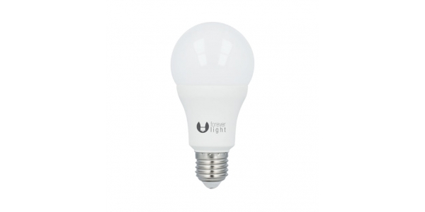 Bombilla LED E27 Estándar 15W. Ángulo 270º
