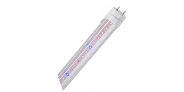 Tubo LED T8 Para Cultivo. 9W 60 cm.