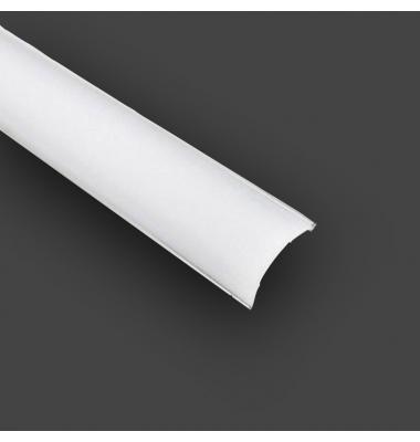 Difusor Tiras LED Max.20,2mm. Perfil Lupa. 1 Metro