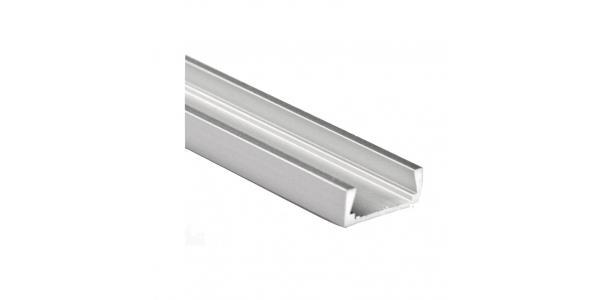 Perfil Aluminio para Tiras LED Superficie Top