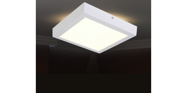 Downlight LED Superficie 18W Book