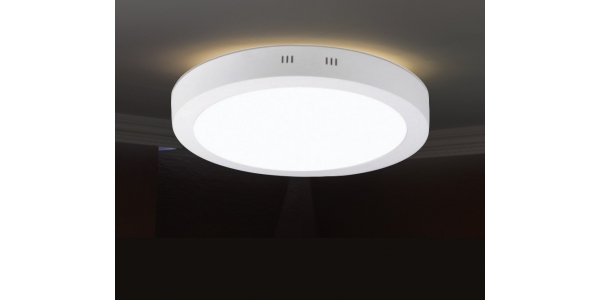 Plafón LED Interior 18W Superficie Bid