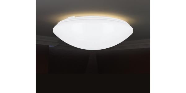 Plafón LED 18W de superficie. Con sensor de movimiento. Blanco Natural