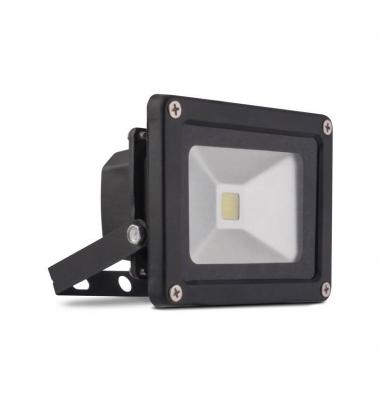 Foco Proyector LED Exterior 10W. Luz Fría. Ninbo