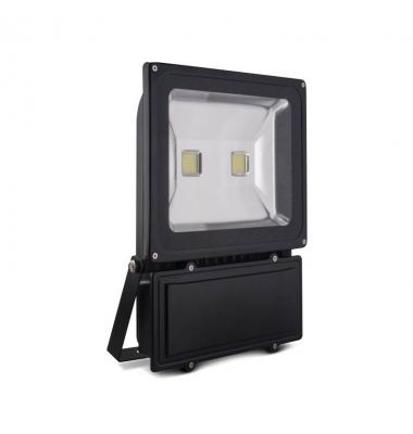 Proyector LED Exterior 100W Ninbo. Luz Fría. Negro