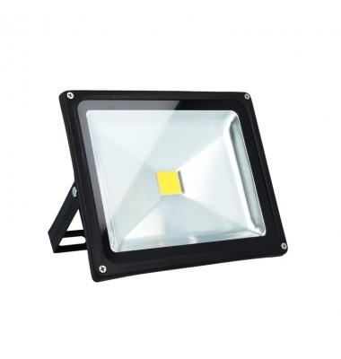 Proyector LED Exterior 150W Ninbo. Luz Fría. Negro