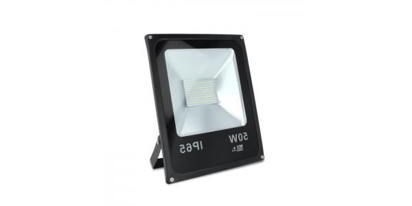 Foco LED Exterior Proyector 50W SMD. Luz Fría