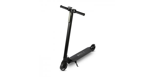 Scooter Electrico WHEEL-E. Negro