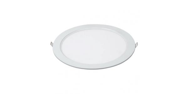 Downlight LED Blanco 18W Interior. Ball