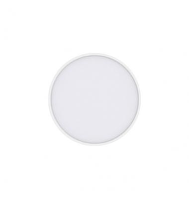 Plafón LED Superficie Ball Blanco. Epistar 18W. Factor potencia 0.90