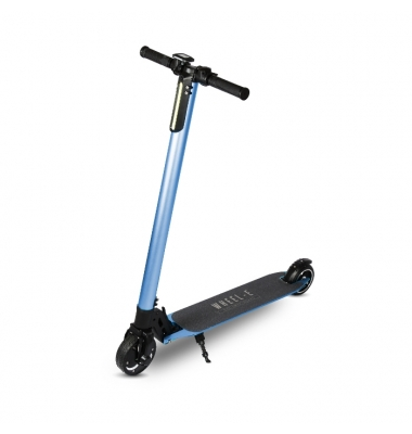 Scooter Electrico WHEEL-E. 250W. Azul
