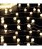 Guirnalda Luminosa 6W . 5 metros. Luz cálida. 50 bolas pequeñas