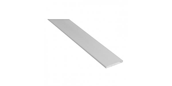 Pletina de Aluminio 1 metro. Disipación del calor