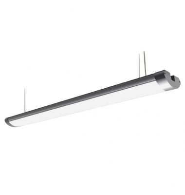 Pantalla LED Try 40W. Conectable. Longitud 123 cm. Luz Natural. 4000k