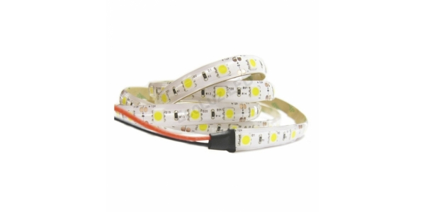 Tira LED 14.4W/m Flexible 5m (60 LEDs/m) Interior IP20