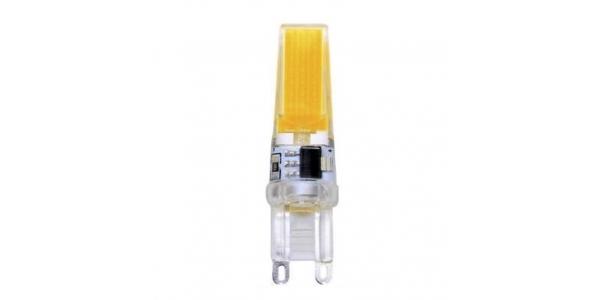 Bombilla LED G9 5W. Ángulo 360º. 500 Lumen