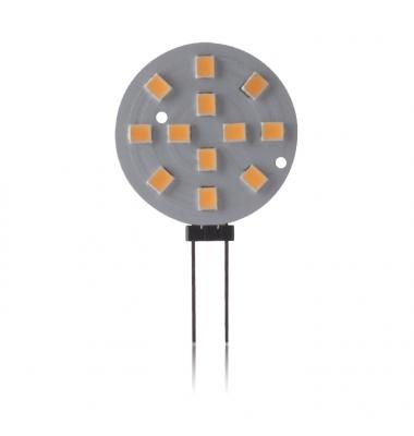 Bombilla LED G4 3W SMD2835. 245 Lm. Blanco Cálido