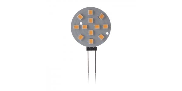 Bombilla LED G4 3W SMD2835. 245 Lumen