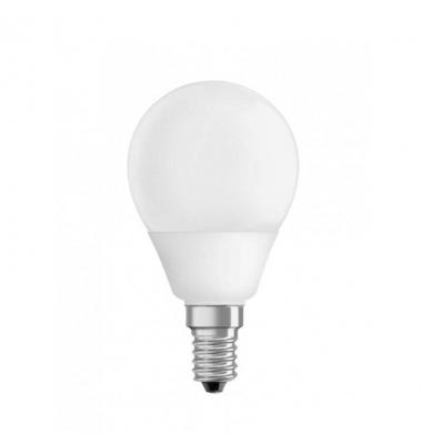 Bombilla E14 Esférica LED 6W
