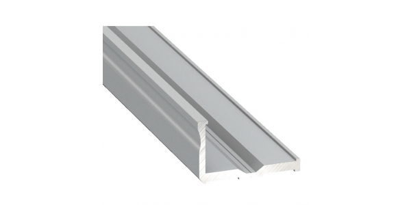 Perfil de Aluminio Side. 1 metro
