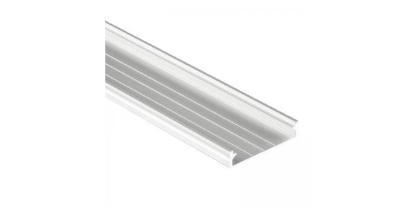 Tapa de Aluminio Modi. 1 metro. Para Perfiles Neu y Chic