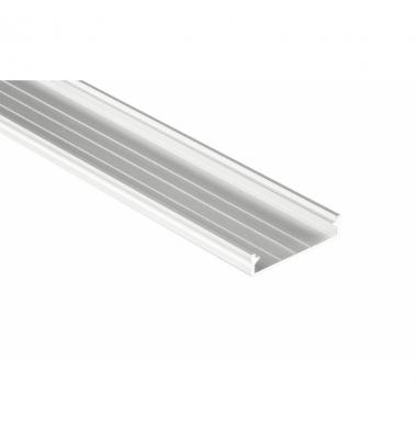 Tapa de Aluminio Modi. 1 metro. Para Perfiles Chic, Neu