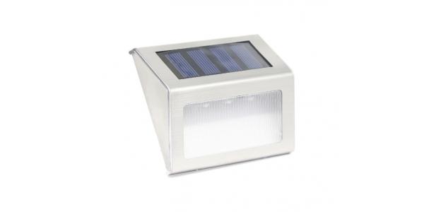 Baliza Solar LED 0.12W Step. Señalizar escaleras.