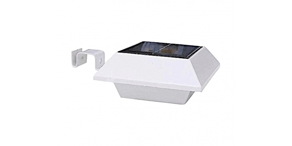 Aplique Pared Solar LED 2W Motion. Con sensor movimiento