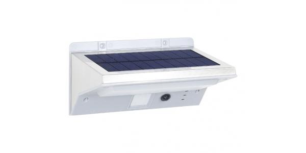 Aplique Pared Solar LED 4.2W Move. Con sensor movimiento