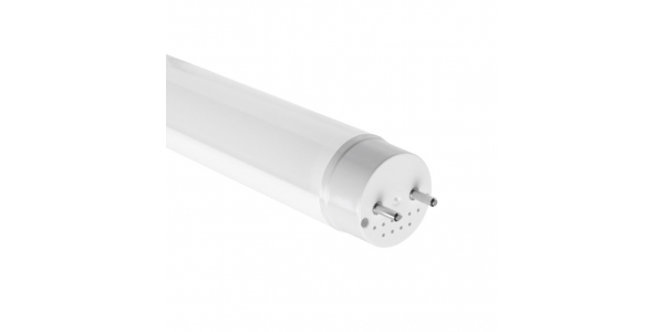Tubo LED T8 10W Cristal 60 cm Mate. Led Epistar
