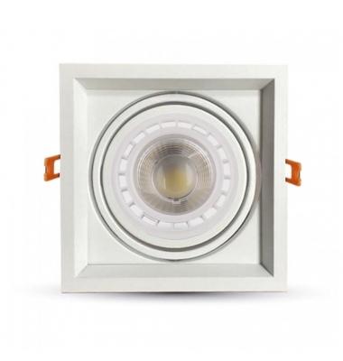 Foco LED Direccionable Traffic 15W. 1300 Lm. Ángulo 38º