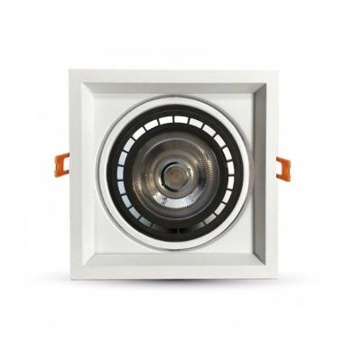Foco LED Direccionable Traffic 15W. 1300 Lm. 38º Ángulo
