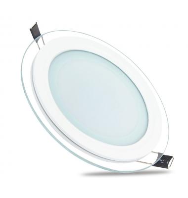 Foco Empotrar Cristal LED Interior 6W Bid