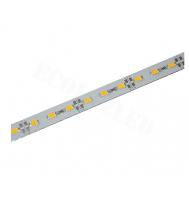 Tira LED Rigida 18W/m 12VDC, SMD5630. 1 metro. 72LEDs/m. Interior-IP20